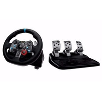 Volante Logitech G29 Driving Force Ps4 - Ps3 E Pc
