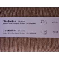 Serigrafia Technics - Customização - Adesivo - Rane - Serato