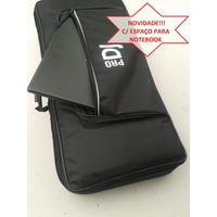 Bag Case Controladora Ddj Ergo Pioneer Bolso Note Galeria M