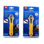 Kit Com 2 Cortador Circular Profissional 28mm