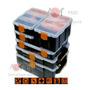 Kit Com 6 Caixas Organizadoras Tactix Garantia E Nota Fiscal