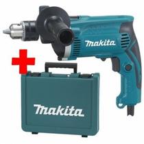Furadeira Impacto Makita Hp1630 Com Maleta 220v+nota Fiscal