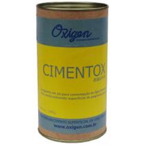 Cimentox 1 Kg Composto Em Pó Para Cementação Ferrosas Oxigen