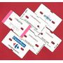 Cartão Personalizado Para Travas De Carrinhos De Compras
