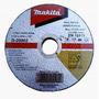 Disco De Corte Para Ferro E Inox 4 1/2 Makita 17223 C/ 10 Un