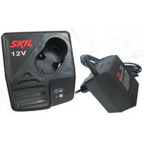 Carregador Parafusadeira Bateria Skil 12v. Modelo 2355 110v.