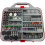 Kit Micro Retifica +250pc Lee Tools Padrao Dremel + Estojo