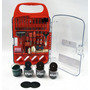 Kit Para Micro Retifica 175pc Black&decker Padrão Dremel