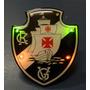 Boton Broche Pin Em Led Do Vasco Da Gama - Imperdível!