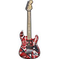 Guitarra Decorativa Evh Van Halen E Gibson - Grande 78cm