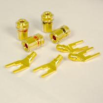 Conectores P/cabos De Caixas Supra Cables-combicom Forquilha