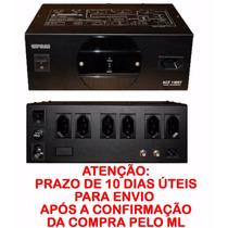 Condicionador/transformador 220v Para 110v Upsai Acf 1400