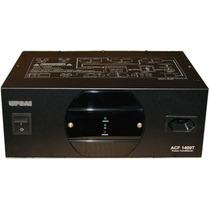 Condicionador De Energia 220v Para 110v Upsai Acf 1400t