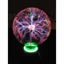 Globo Bola Plasma Ball Sphere Bola Cristal 15cm Gigante