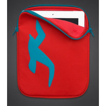 Hollister Capa Ipad E Tablet 100% Original Em Azul Ou Red