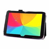 Capa Smart Cover Lg G Pad V700 10.1 Tablet + Pelicula Vidro