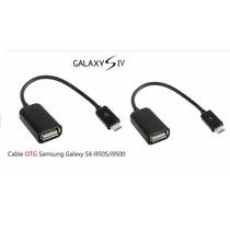 Cabo Otg Adaptador Micro Usb Gps Tablet Celular S3 S4 S5 A5