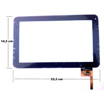 Tela Touch Tablet Cce T935 9 Polegadas Envio Hoje!