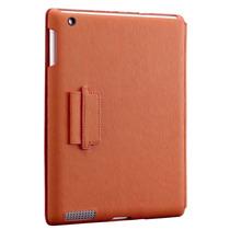 Capa Para Ipad 3ª Geração Icoat Notebook Laranja Ozaki