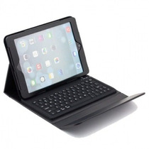 Capa Case Com Teclado Bluetooth Para Apple New Ipad Air 5