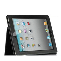 Capa Case Executiva Livro P/ Ipad 2, 3(new Ipad) E 4 Retina