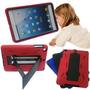 Capa Case Ipad Mini 1 2 3 Super Proteção + Película De Vidro
