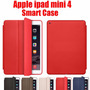 Smart Case Premium C/ Função Sleep Para Apple Ipad Mini 4