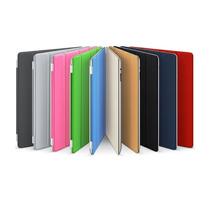 Capa Smart Cover + Case Traseira P/ Apple Novo Ipad 4 3 C38