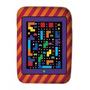 Capa De Tablet Ipad 10 Polegadas Game Neoprene Pacman Tetris