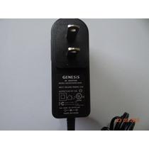Carregador Fonte Tablet Original - Genesis 5.0v - 1.5a