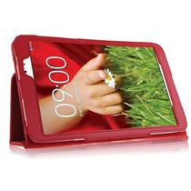 Capa De Couro Para Lg 8.3 V500 Tablet (pronta Entrega)