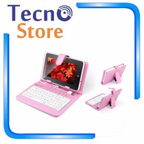 Capa Case Com Teclado Tablet 7 Polegadas Usb Powerpack Ip70