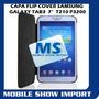 Capa Couro Executiva Samsung Galaxy Tab3 7 P3200 T211m Dtv