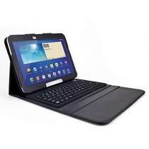 Capa Teclado Tablet Samsung Galaxy Tab3 P5200 10.1 Bluetooth