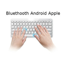 Teclado Bluetooth Padrão Apple, P/ Ipad Ipod Android Samsung