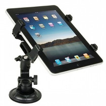 Suporte Veicular P/ Apple Xoom Galaxy Tablet Ipad 2 Gps Dvd