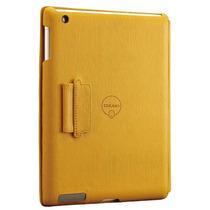 Capa Ipad 3 Geração Icoat Notebook Amarelo - Ozaki