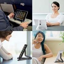 Suporte Ajustavel P/ Tablet Ipad Mini Samsung Galaxy Outros