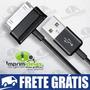 Cabo Usb Dados Carregar Samsung Galaxy Tab2 P1000 3110 5110