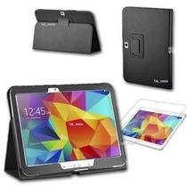 Capa Case Tablet Samsung Galaxy Tab 4 10.1 T530 + Pelicula