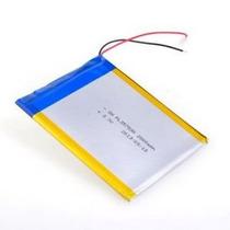 Bateria Tablet 3000mah 3.7v Original ***frete Grátis***