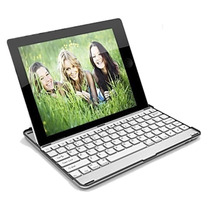 Capa Case Com Teclado Bluetooth Keyboard P/ Apple Ipad 2 E 3