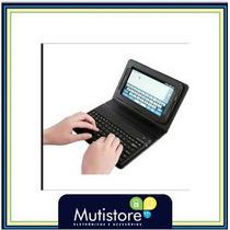 Teclado S/ Fio Via Bluetooth P/ Tablet Samsung 7