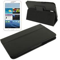 Capa Case Couro Tablet Samsung Galaxy Tab3 7 + Película