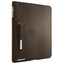 Capa Ipad 2/3/4 Icoat Notebook Marron - Ozaki