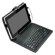 Capa Teclado Usb Universal Tablet 7 Acer Asus Lenovo Galaxy