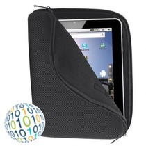 Gadgetfacil - Case Estojo Protetor Para Tablet 7 Preto