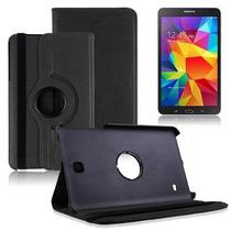Capa Giratória Tablet Samsung Galaxy Tab4 8 T330 + Película