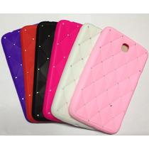 Capa Case Tablet Samsung Galaxy Tab 3 7 P3200 P3210 Silicone