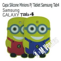 Capa Case Silicone Tablet Samsung Galaxy Tab4 7 Polegadas